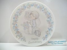 vintage Precious Moments Happy Anniversary by ALEXLITTLETHINGS, $10.99