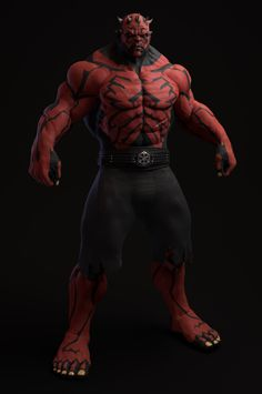 [image] Title: Hulk Maul Name: mickael vermo So after a lot of test render and lot of work i'm happy to present you The Hulk and Darth maul mixed together. The original plan was to learn Maya and Arnold and well it wa… Alien Concept Art, Star Wars Concept Art, Weapon Concept Art, Star Wars Art, Dark Maul, Marvel Dc Movies, Hulk Art, Superhero Villains, Star Tours