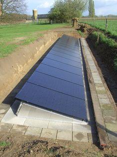 Zonnepanelen in de wei Renewable Energy, Solar Energy, Solar Power, Solar Car, Solar Roof Tiles, Solar Generator, Solar Projects, Solar House, Best Solar Panels