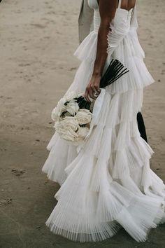 V neck Beach Wedding Dresses Rustic Beach Wedding Dresses Rustic Wedding Dresses, Best Wedding Dresses, Bridal Dresses, Ball Dresses, Ball Gowns, Vestidos Vintage, Vintage Gowns, Dress Vintage, The Dress