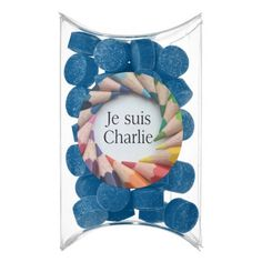 Je Suis Charlie Chewing Gum