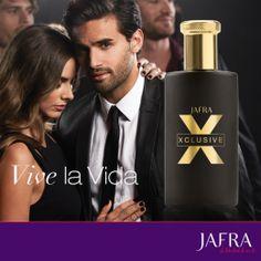 La noche será inolvidable con el embriagador aroma de la pimienta negra y el gin. #FragranceFriday #jafra #Ajafracosmetics