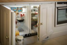 Side-by-side under-counter fridges maximise work space ...