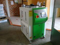 Via Equipamentos - Unidade de água gelada 6.000kcal/h 2,2kw 380V 10A R$ 9430 + frete R$850 = R$ 10300