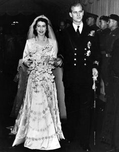 Prinses Diana and prins Charles, 1978 - Vogue wedding