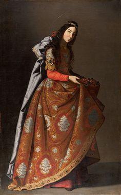 Casilda, Casilda, montre-moi tes roses et va-t'en!        Elle est magnifique cette dame altière qu'on dit morte à cent ans pendant le moyen-...