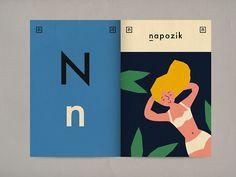 Hungarian alphabet book preview byAnna Kövecses.