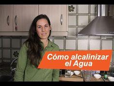 Dieta Alcalina.  Cómo alcalinizar el agua (2/2) - How to get alkaline water