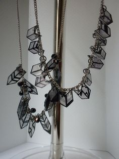 Shrinky Dink DIY Necklaces! So cool! and easy  hocus.kocis