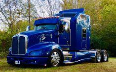 Heavy Duty Trucks, Big Rig Trucks, Heavy Truck, Semi Trucks, Cool Trucks, Volvo Trucks, Peterbilt Trucks, Peterbilt 379, Custom Big Rigs
