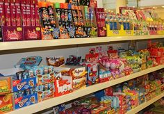 Lots of treats at American Candy Land at CastleCourt
