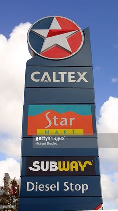 Signage at a Caltex petrol station. Caltex New Zealand has sought clearance to buy petrol retailer Challange. The commerce commision is investigating to see if the purchase would cause market dominance. Michael Bradley, Gas Service, Gas Station, Chicago Cubs Logo, Investigations, New Zealand, Signage, Diesel, Dan
