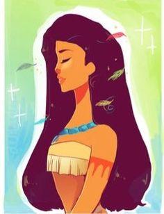 Tumblr....Pocahontas