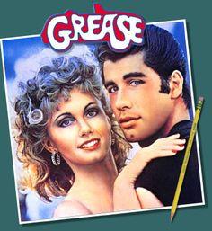 Grease....the original high school musical