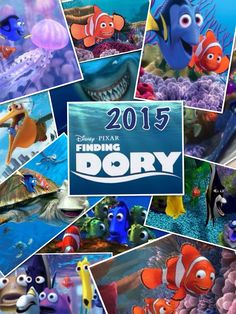 Finding Dory This Is Official And So Exciting
