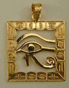 Jewelry from ancient Egypt