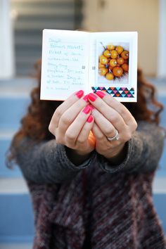 Give thanks for what you love: why not start an #instax journal of daily gratitudes? And why not start on Thanksgiving?