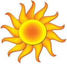 free sun clipart images free to use public domain sun clip art rh pinterest com sunshine holidays free clipart free clipart sunshine border