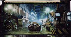Blade Runner : Matte Paintings - Album on Imgur