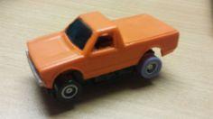 Tyco 4x4 stomper  custom vw pickup truck us1 slot car