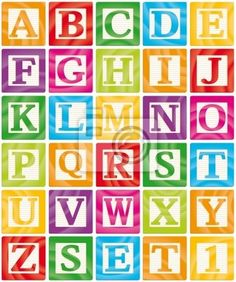 Fonts Alphabet Discover Baby Blocks Set 1 Of 3 - Capital Letters Alphabet Stock Vector - Illustration of illustration blocks: 20931270 Baby Blocks Set 1 of 3 - Capital Letters Alphabet. Colorful wooden baby blocks i Toy Story Font, Fête Toy Story, Toy Story Party, Alphabet Wall Art, Alphabet Blocks, Alphabet And Numbers, Alphabet Templates, Block Lettering, Lettering Design