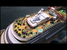Carnival Vista - Take A Virtual Tour!