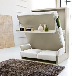 Entertainment Center Murphy Bed - Murphy Beds: 9 Hide-Away Sleepers - Bob Vila