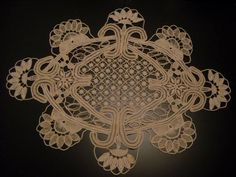 Handicrafts with lacing Needle Lace, Bobbin Lace, Hand Crochet, Knit Crochet, Point Lace, Macrame Patterns, Doilies, Handicraft, Hand Embroidery