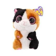 9537701a2f9 Ty Beanie Boos - Nibbles the Guinea Pig . can someone tell me why these toys  look like they are on ecstasy