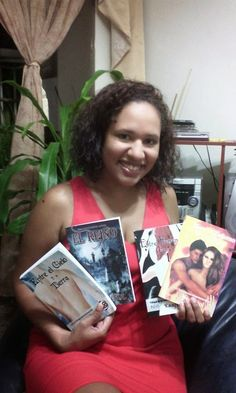 Kassfinol: Fotos de Lectoras venezolanas y sus libros en pape...