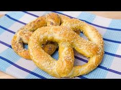 ▶ Reteta Covrigi de casa - JamilaCuisine - YouTube Fundraiser Food, Baking Recipes, Vegan Recipes, Homemade Pretzels, Tapas, Good Food, Yummy Food, Romanian Food, Main Meals