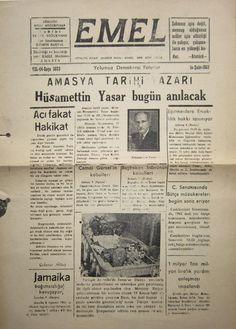 Emel Gazetesi 1962