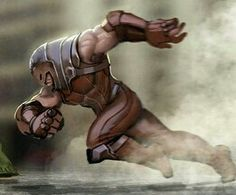 Juggernaut - Marvel Comics https://youtu.be/57osD5RThm0
