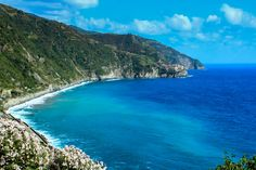 View from #Corniglia. #Italy #CinqueTerre