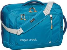 Eagle Creek Straight Up Business Brief RFID Celestial Blue - via eBags.com!