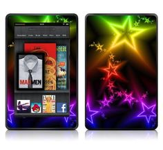 Bundle Monster Kindle Fire Vinyl Skin Decal Art Sticker - Shining Star by Bundle Monster. $11.99. Decorate and personalize your ereader! Our Bundle Monster skins are fabricated from a supurb vinyl material that fits well into most accessories and cases and leaves no sticky residue upon removal. The design comes pre-perforated and requires no trimming on your end. TIP for putting on skin design: First align accurately and then slowly apply from one edge to the opposite side,...