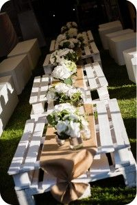 table palette mariage