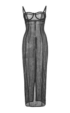 DOLCE & GABBANA RUCHED TANK DRESS. #dolcegabbana #cloth #