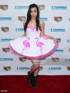 Singer Megan Nicole attends Universal CityWalk's 'Music Spotlight Series' at…