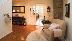 www.iec-hus.no/hus/diana/ Entryway, Diana, Furniture, Home Decor, Homemade Home Decor, Entrance, Main Door, Home Furnishings, Doorway
