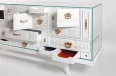 Limited Edition Alice  dresser