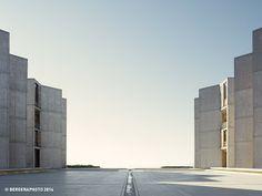 Salk Institute  La Jolla (afàsia) by Louis I. Kahn
