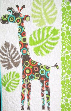 baby  quilt bedding safari quilt toddler blanket by diningout