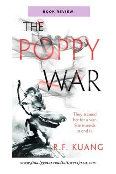 The first in The Poppy War Series. #review #bookreview