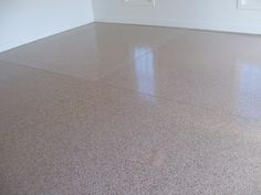 Behr Epoxy Garage Floor Paint | Industrial Coating The Concrete Guy Austin  Stained