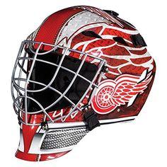Detroit Red Wings Helmets