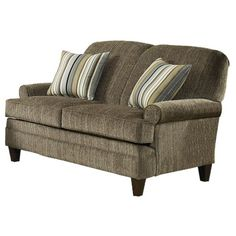 I pinned this Charles Schneider Powell Loveseat from the Neutral Territory event at Joss and Main!