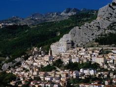 Chieti, Italy... where my grandmother's family is from... must visit