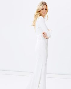 Royale Maxi Dress by Line and Dot Online | THE ICONIC | Australia