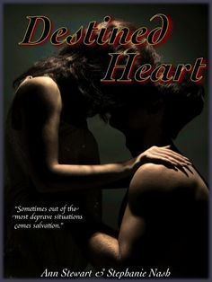 Destined Heart by Ann Stewart and Stephanie Nash Cover Reveal & Giveaway @AStewartSNash